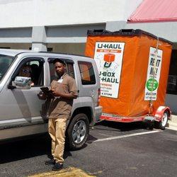 Photo Of U Haul Moving U0026 Storage Of Millbrook   Raleigh, NC, ...
