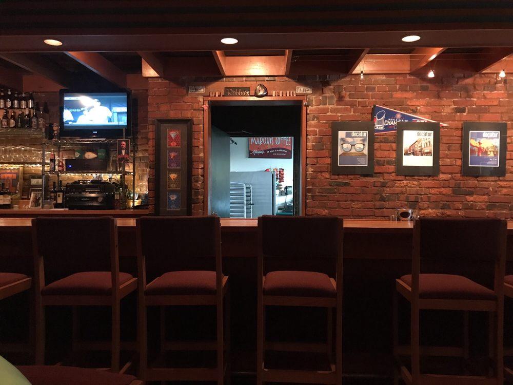 Robbie's Grille: 122 N Merchant St, Decatur, IL