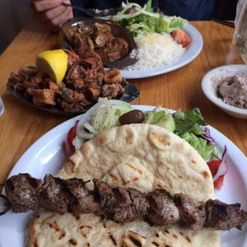Greek food eugene oregon