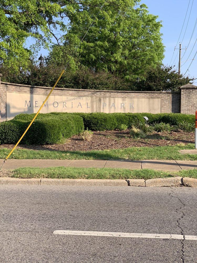 Memorial Park: 524 6th Ave S, Birmingham, AL