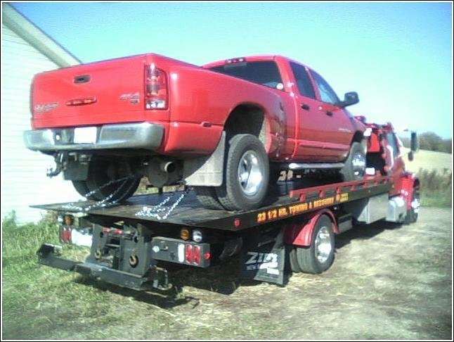 Towing business in St. Francis, MN