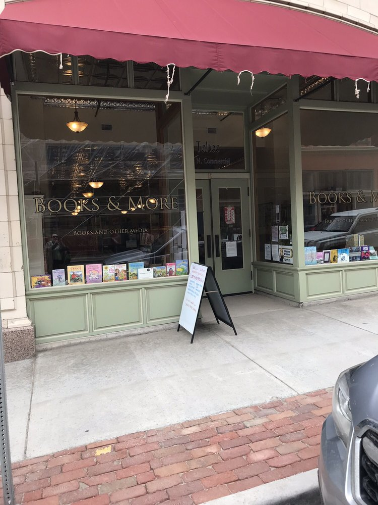 Books & More: Friends of the Libray: 132 N Commercial St, Trinidad, CO