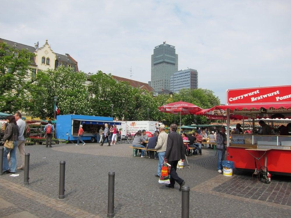 Fotos zu wochenmarkt yelp for Elektriker offenbach