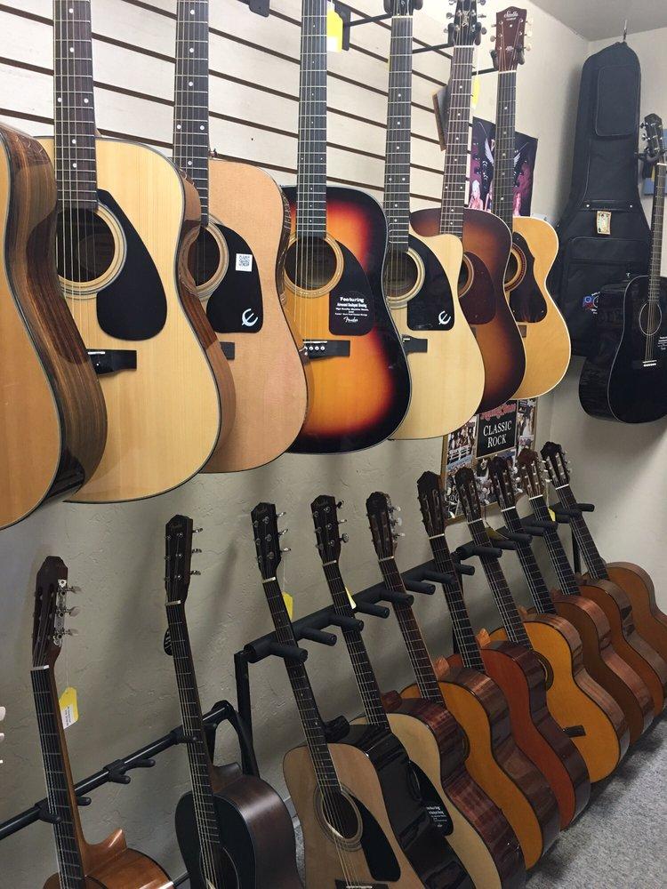 POPS  Music Store: 1450 Iron Springs Rd, Prescott, AZ