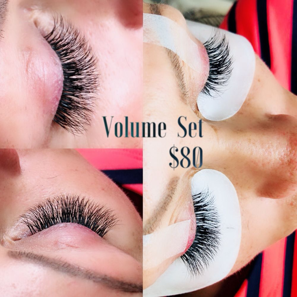 Glamour Lashes at Delaney Salons: 2851 Matlock Rd, Mansfield, TX