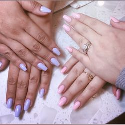 Photo Of Nail Place Gardena Ca United States Pastel Nails