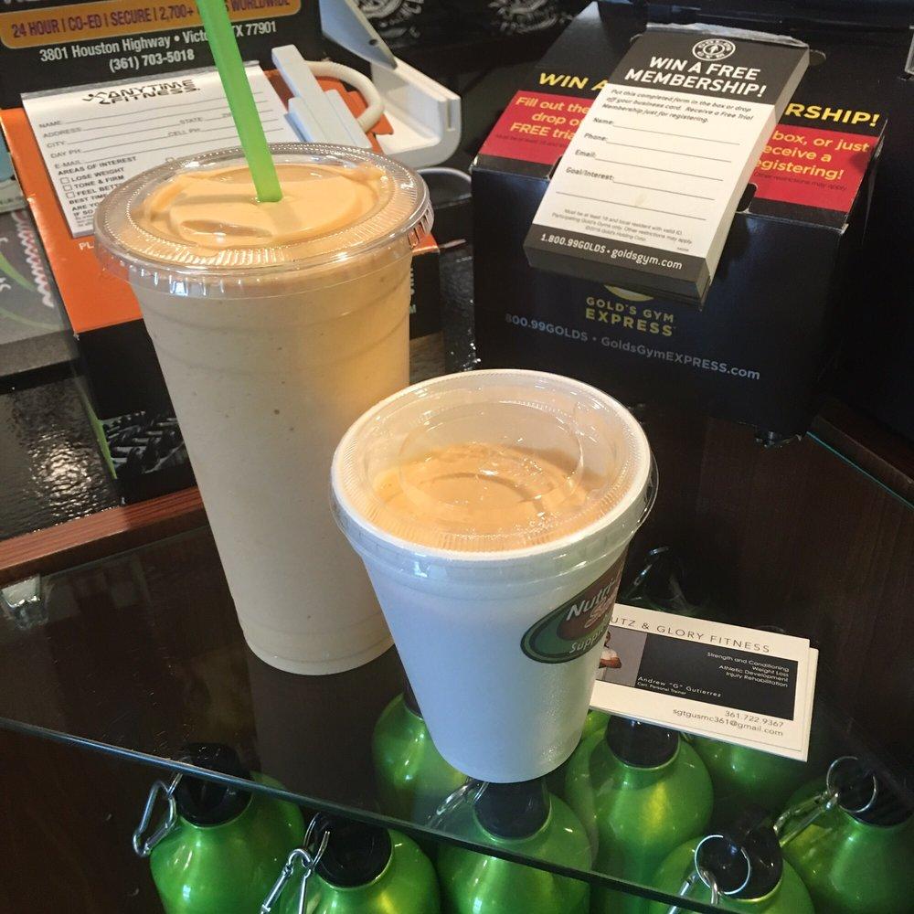 Nutri Fuel Smoothies & Supplements: 5212 N Navarro St, Victoria, TX