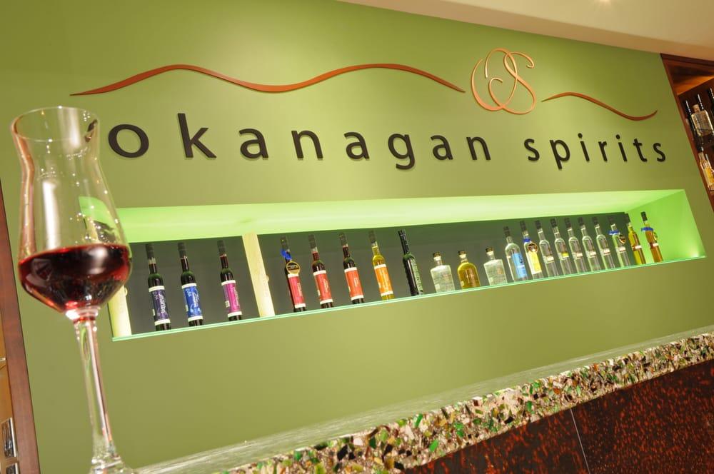 Okanagan spirits craft distillery cantine enoteche 267 for Affitti di cabina okanagan bc