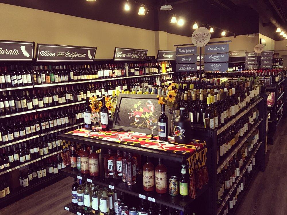 Angel's Share Wine & Spirits: 2299 Johns Hopkins Rd, Gambrills, MD
