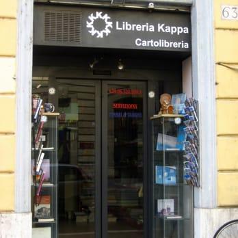 12fef8403de3a Libreria Kappa - Bookstores - Via Flaminia 63