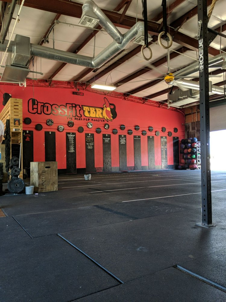 Crossfit Tbr The Bearded Rooster: 801 Cr 286, Anna, TX