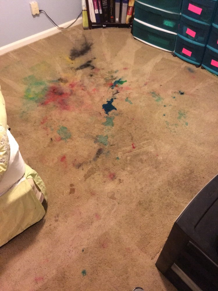 Food Coloring Before Yelp