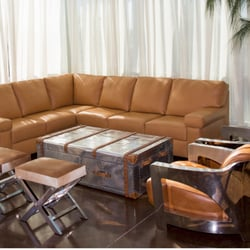 Photo Of Creative Leather Furniture   Chandler, AZ, United States.  Barcelona Sectional