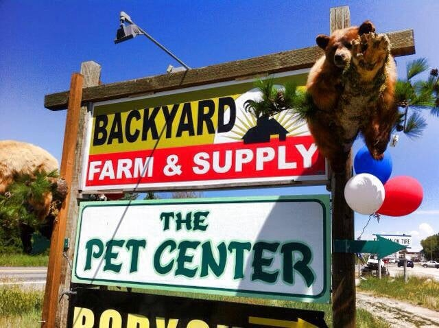 The Pets Center: 465 S Main St, Driggs, ID