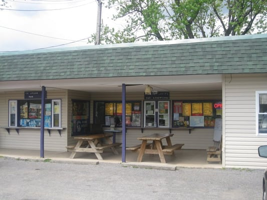 Image result for purple cow lewisburg