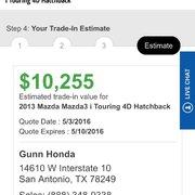With Matt Henson Photo Of Gunn Honda   San Antonio, TX, United States.