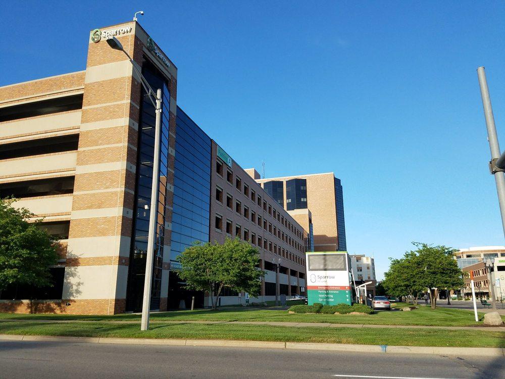 Safe Auto Phone Number >> Sparrow Hospital - 46 Reviews - Hospitals - 1215 E ...