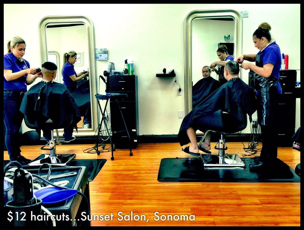 Sunset Salon: 18995 Hwy 12, Sonoma, CA