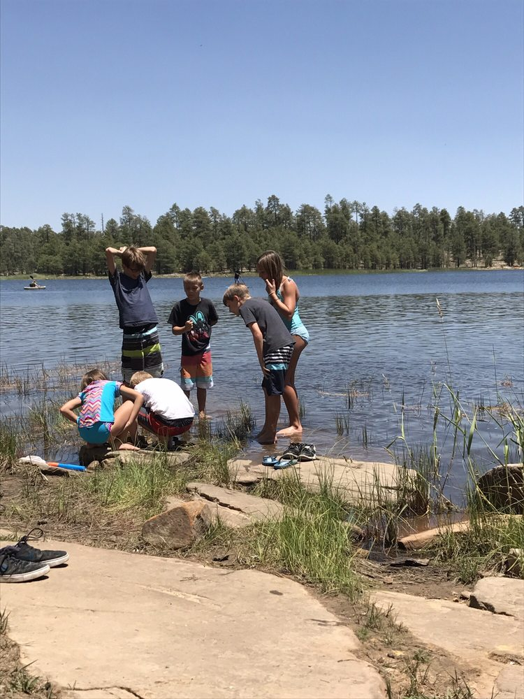 Willow Springs Lake: Payson, AZ