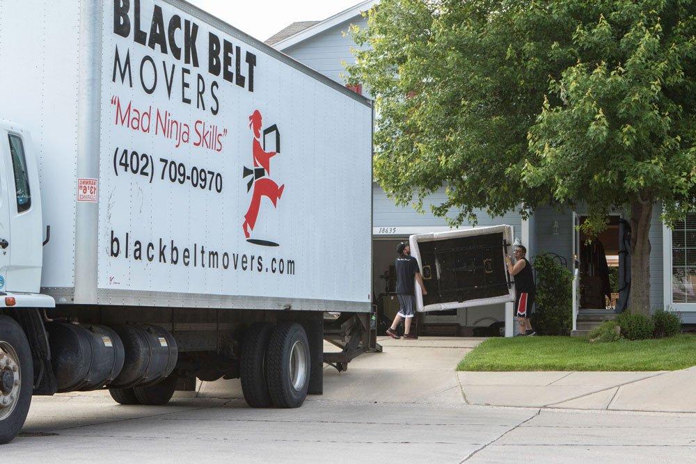 Black Belt Movers: 1514 S 3rd St, Lincoln, NE