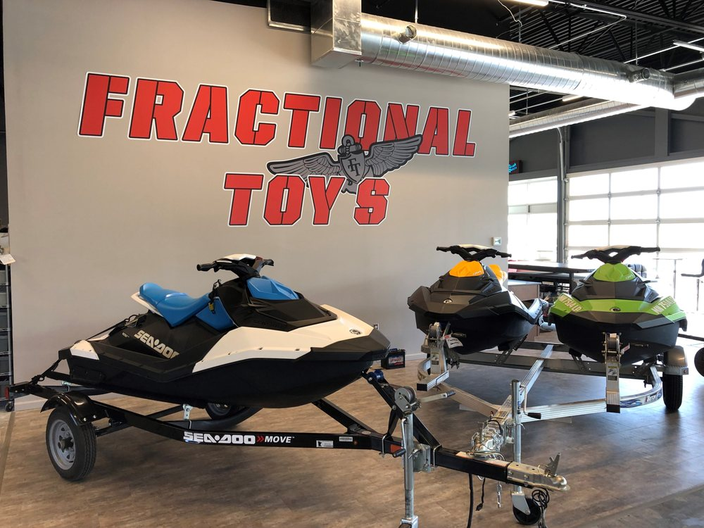 Fractional Toys: 2967 Hudson Rd, Oakdale, MN