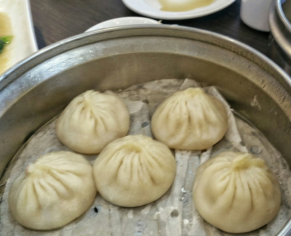 Underground Gourmet: Delicious Dumplings - Chengdu Living |Huge Dumplings