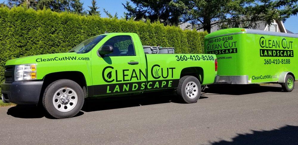 Clean Cut Landscape & Design: 2166 Shortcake Ln, Lynden, WA