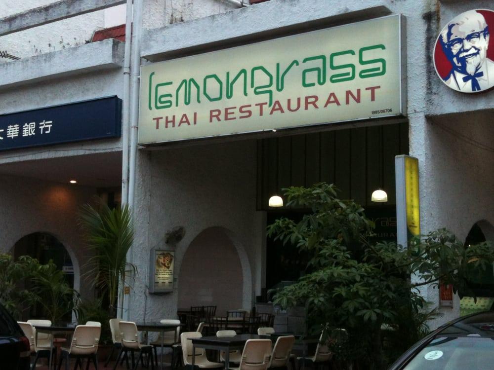 Lemongrass Thai Restaurant Singapore