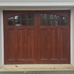 Photo Of Garage Door Store   Peekskill, NY, United States. Custom Spanish  Cedar
