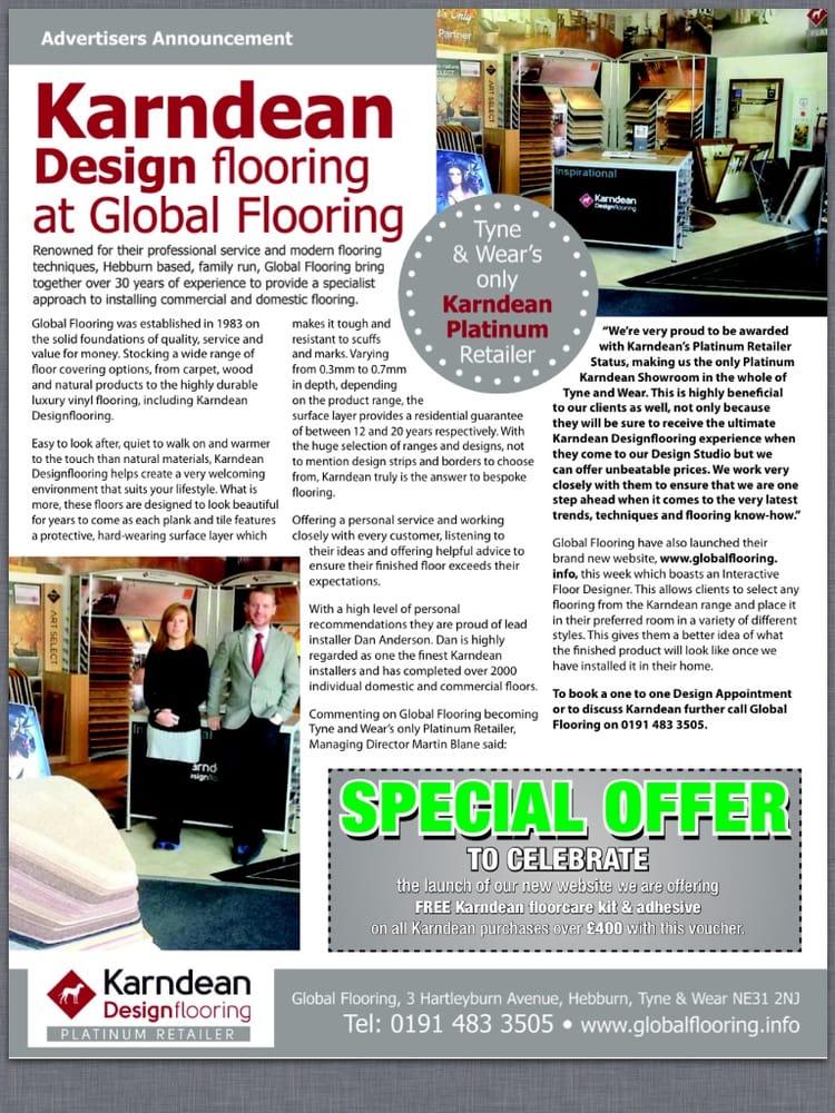 Global Flooring   Flooring U0026 Tiling   3 Hartleyburn Ave, Hebburn, Tyne And  Wear   Phone Number   Yelp