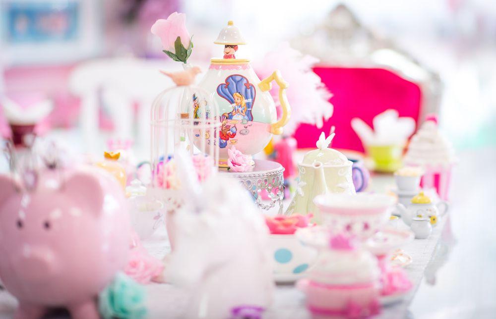 Olivia's Dollhouse Tea Room