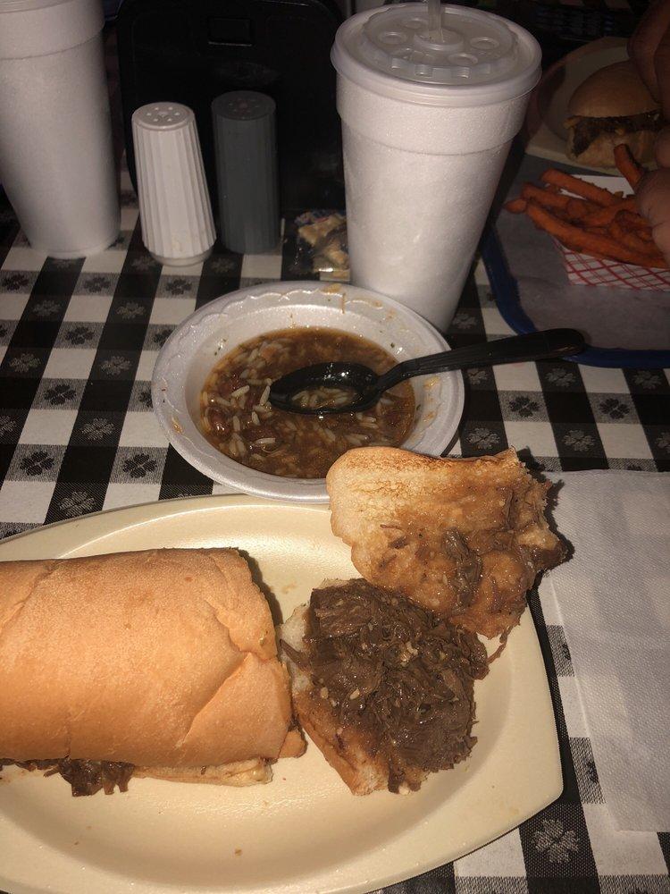 Bubba's II PO-Boys & Boiled Seafood: 212 E Bayou Rd, Thibodaux, LA