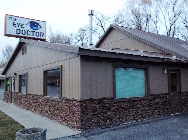 Chewelah Vision Clinic, Dr. William Gimness: 306 N Park St, Chewelah, WA