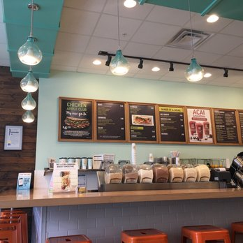photo of tropical smoothie cafe blue ash oh united states great decor