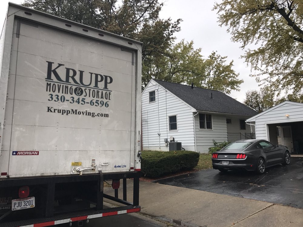 Krupp Moving & Storage: 3481 Cleveland Rd, Wooster, OH