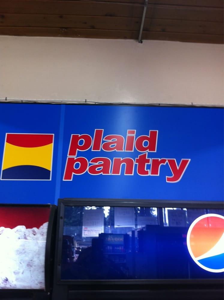 Plaid Pantry
