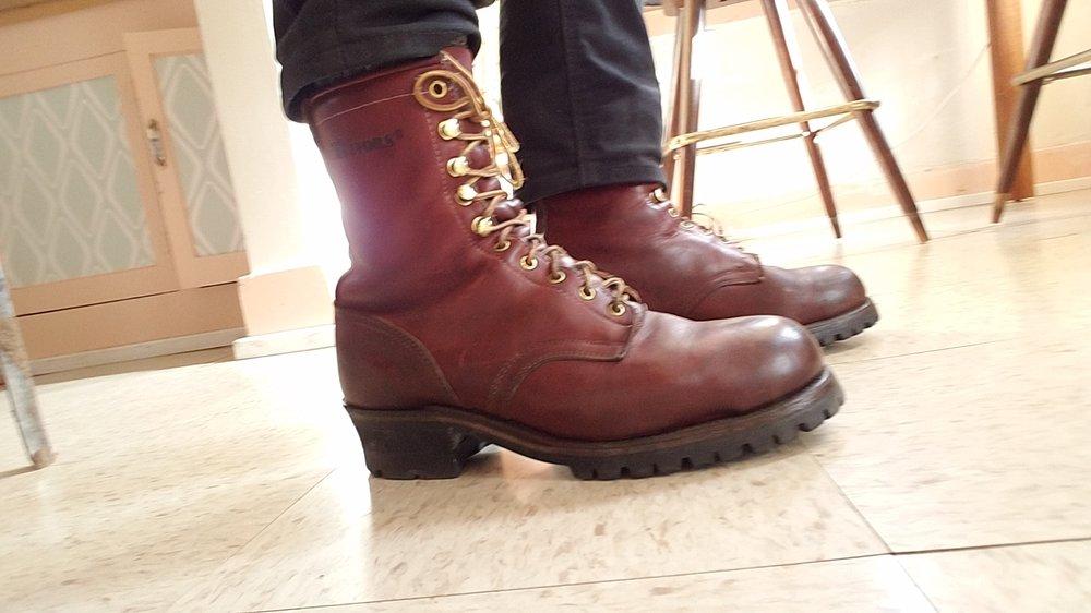 City Shoe & Boot Repair: 847 Ninita St, Santa Fe, NM