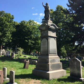 Mount Hope Cemetery Rochester Ny