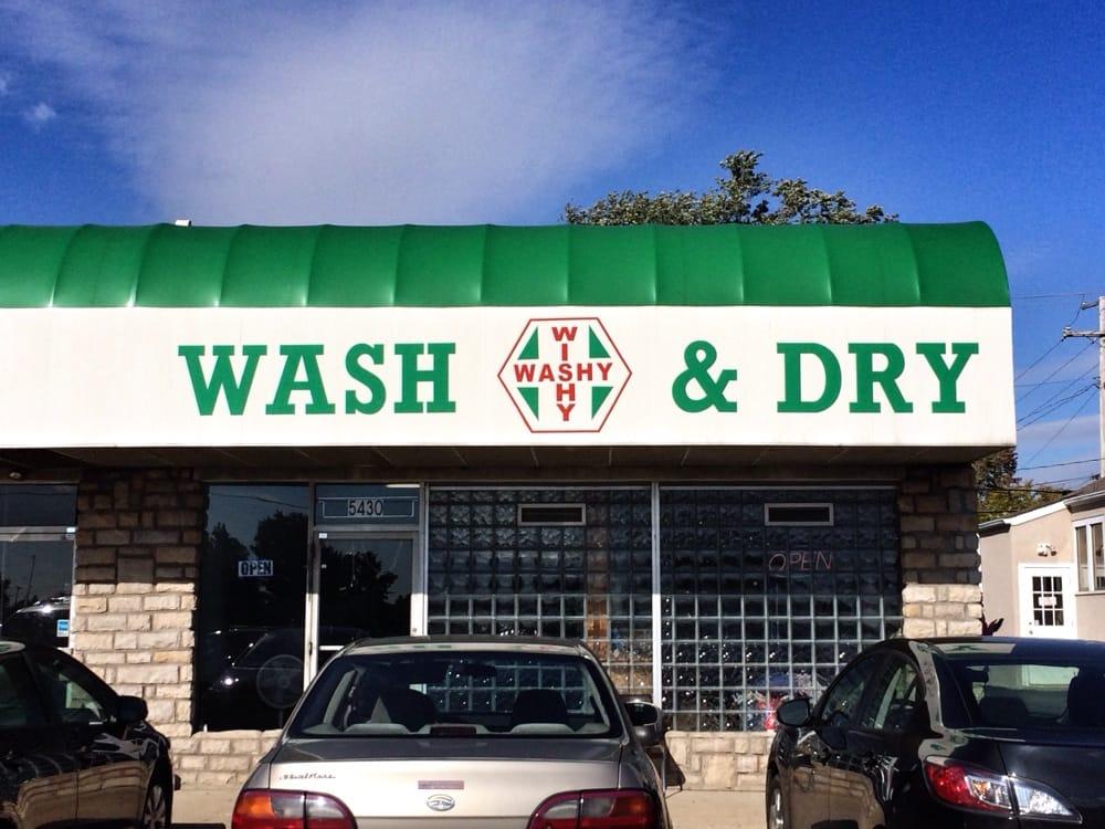 Wishy Washy Laundromat: 5430 W Broad St, Columbus, OH