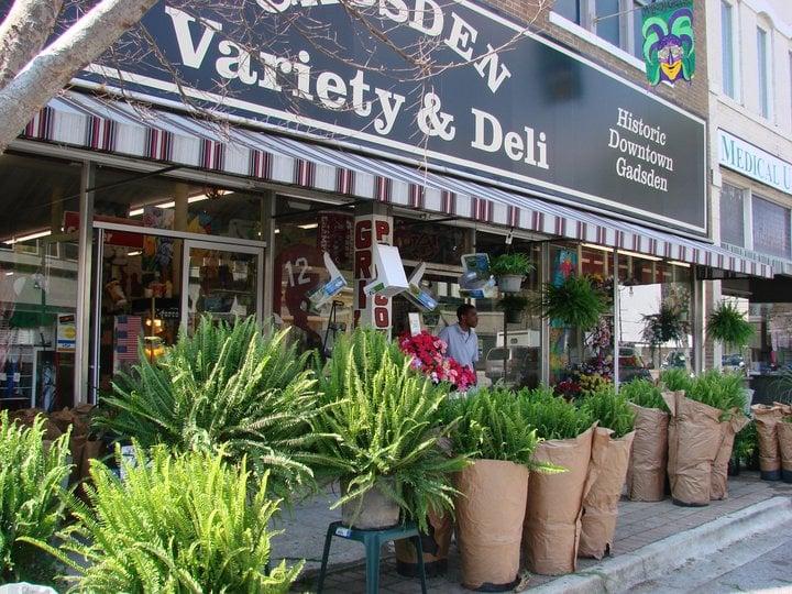Gadsden Variety Antique Mall: 422 Broad St, Gadsden, AL