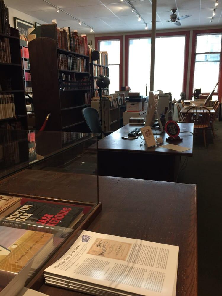 Brick Row Book Shop: 49 Geary St, San Francisco, CA