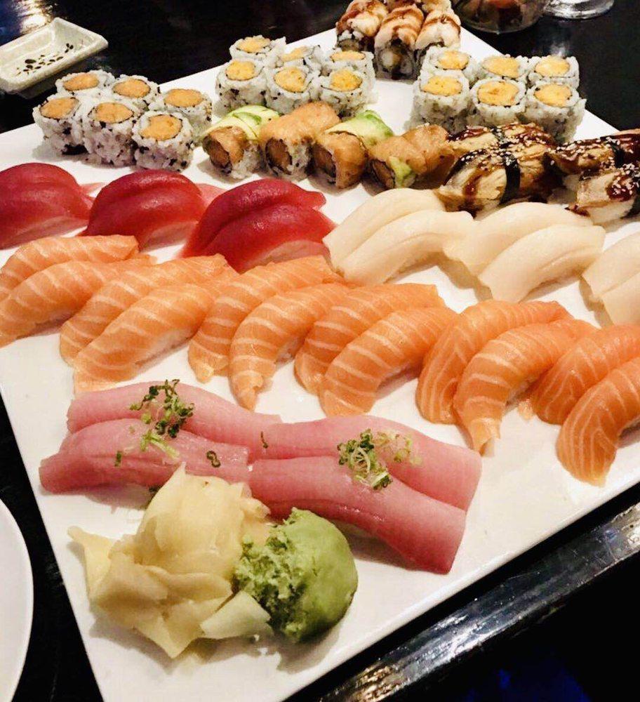 Saki Endless Sushi Hibachi: 1055 Goodman Rd E, Southaven, MS