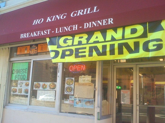 Ho King Grill