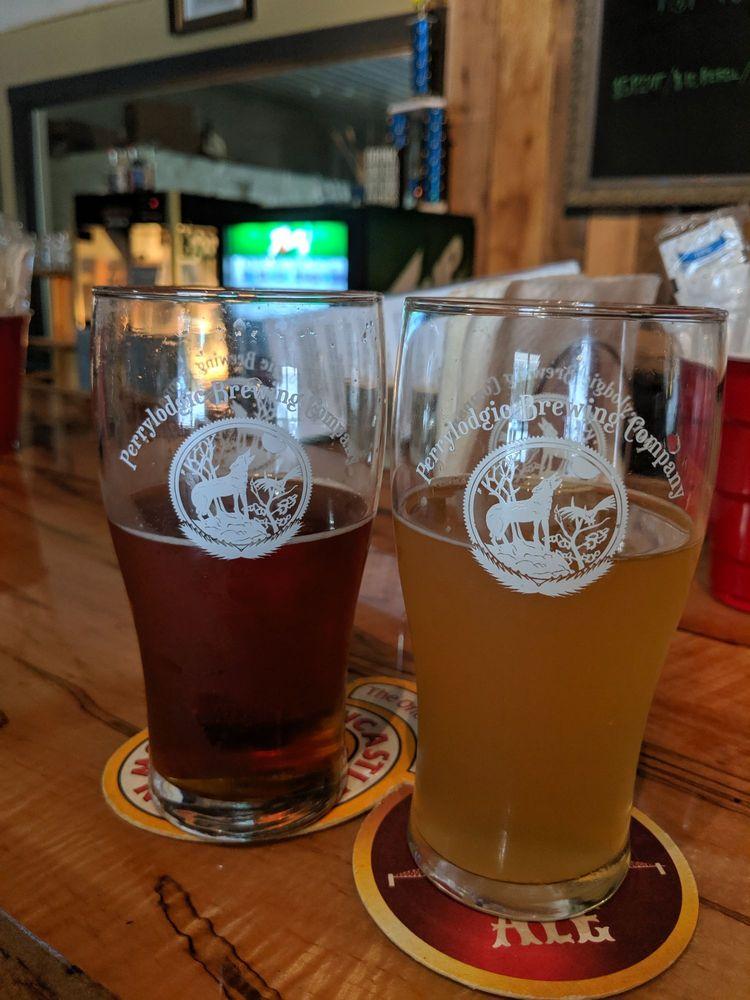 Perrylodgic Brewing: 3465 Hwy 79 N, Paris, TN