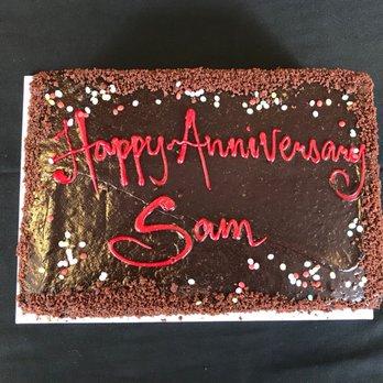 Torrance Bakery Chocolate Cake