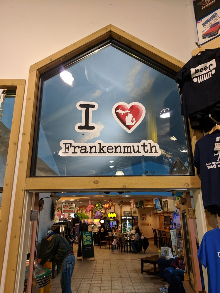 I Love Frankenmuth: 925 S Main St, Frankenmuth, MI