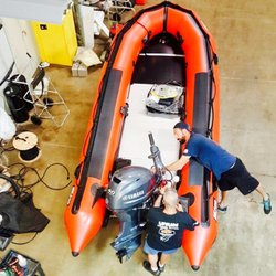 Lifeline Inflatable Services - Boat Repair - 1590 NW 159th