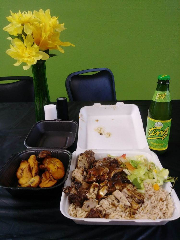 Taste of Jamaica: 3225 W Pleasant Run Rd, Lancaster, TX