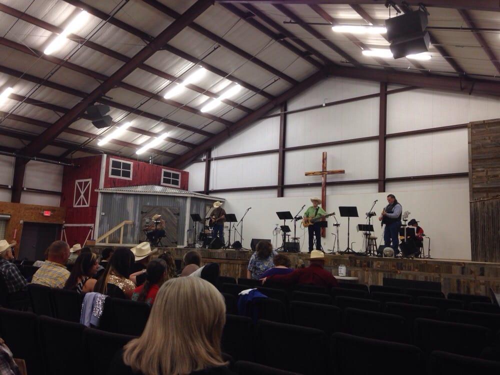 Dallas County Cowboy Church: 4627 Pioneer Rd, Mesquite, TX
