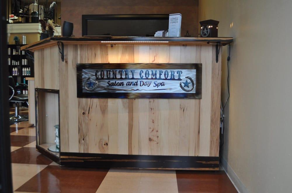 Country Comfort Salon & Day Spa: 203 N Dennis St, Kennewick, WA